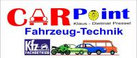 Klaus-Dietmar Pressel - CARPOINT FAHRZEUGTECHNIK Logo
